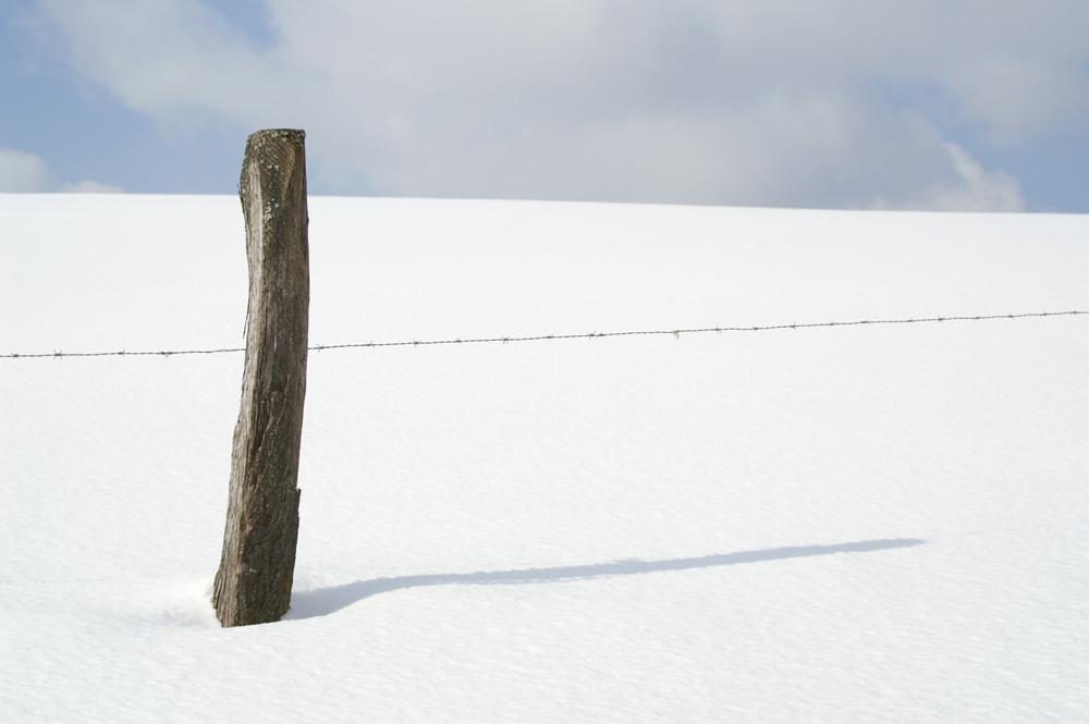 Geschützter Winter