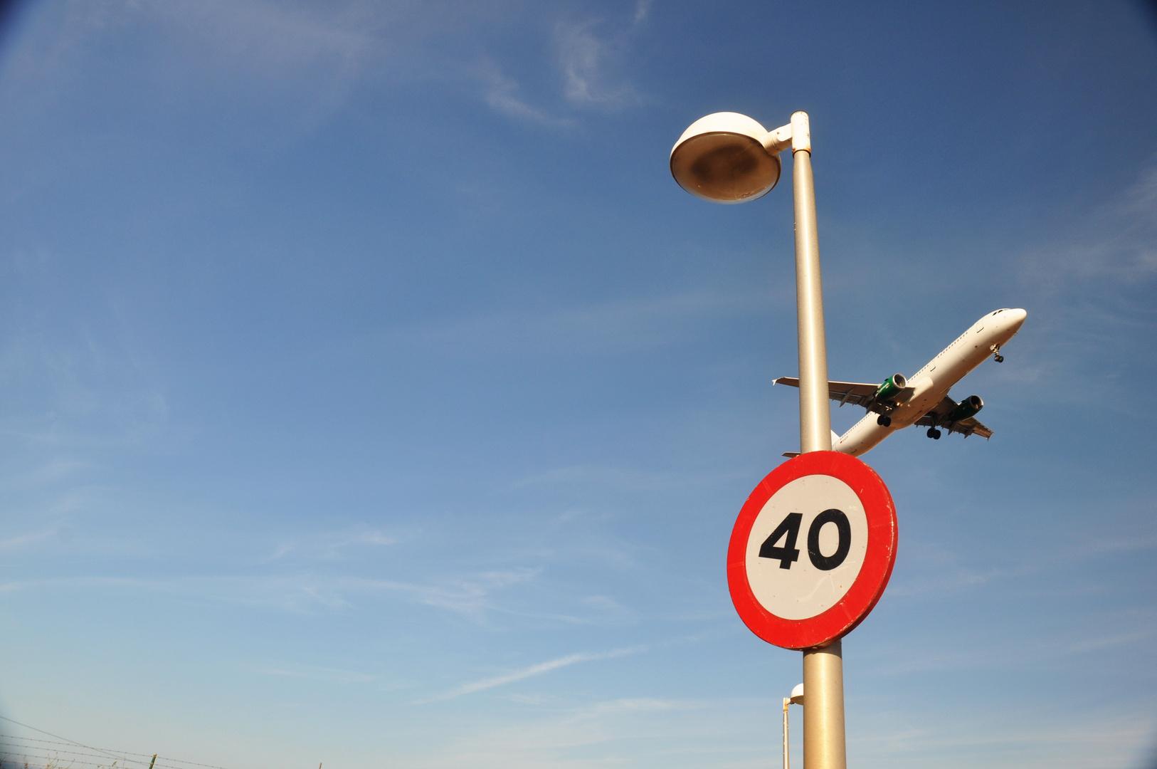 Geschwindigkeitsbeschränkung