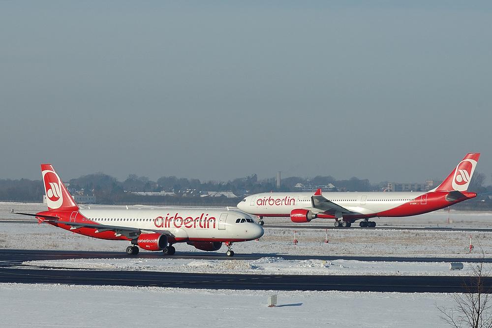 Geschwister: AB A320 & A330