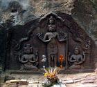 Gesehen am Wat Phou