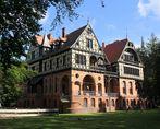 Gesehen im schönen Mecklenburg ... Jagdschloss Gelbensande