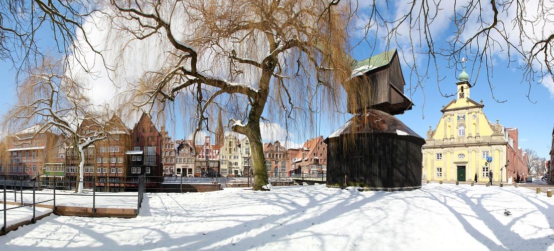 Gesehen in Lüneburg & es ist März