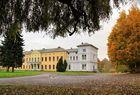 Gesehen in Semlow - Klassizistisches Herrenhaus