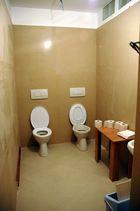 gesellige WCs