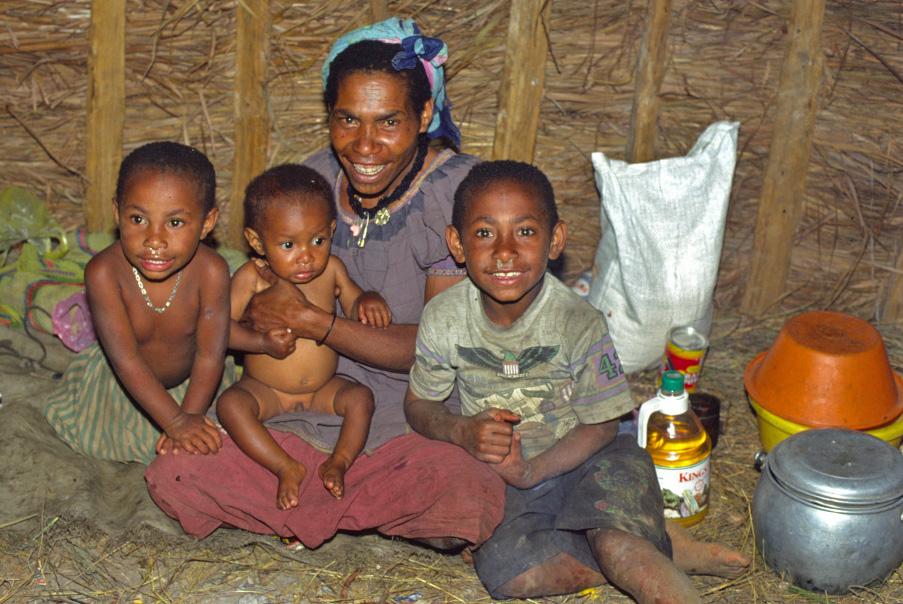 Gesichter aus Papua Neuguinea (106)