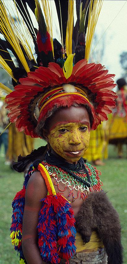 Gesichter aus Papua Neuguinea (111)