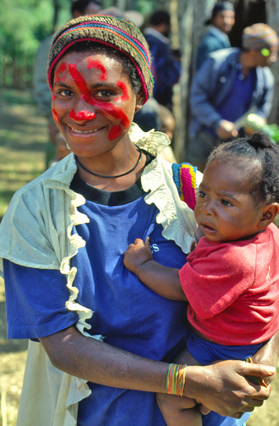 Gesichter aus Papua Neuguinea (126)