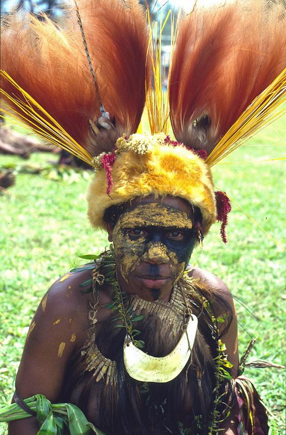 Gesichter aus Papua Neuguinea (128)