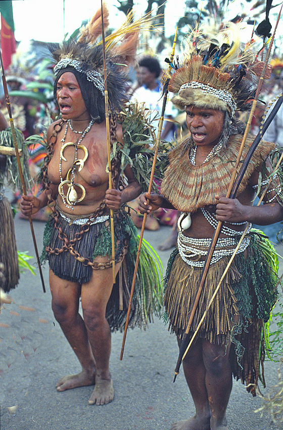 Gesichter aus Papua Neuguinea (131)