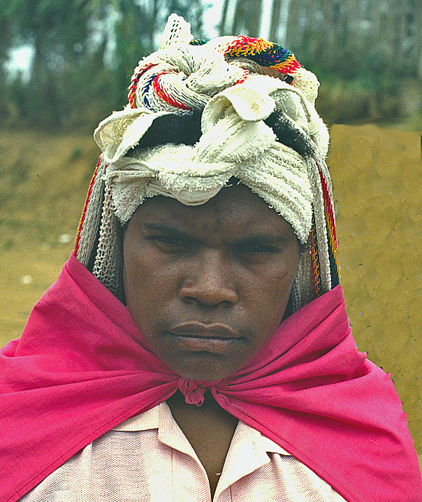 Gesichter aus Papua Neuguinea (147)