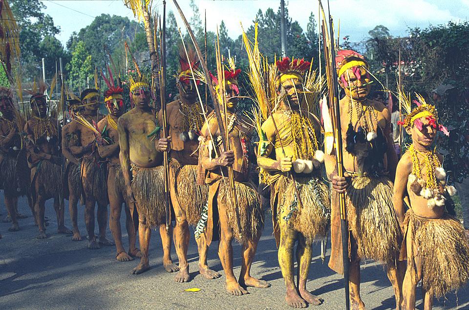 Gesichter aus Papua Neuguinea (158)