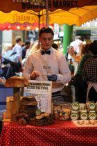Gesichter des Borough Market VIII