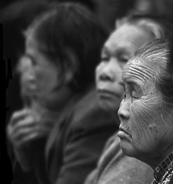 Gesichter Hongkongs