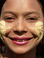 Gesichter in Myanmar III