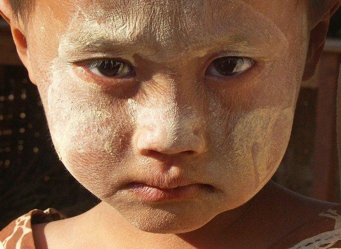 Gesichter in Myanmar IV