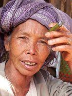 Gesichter in Myanmar X