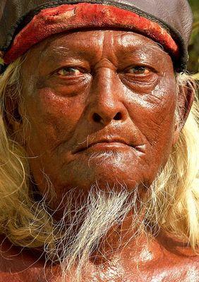 Gesichter in Myanmar XI