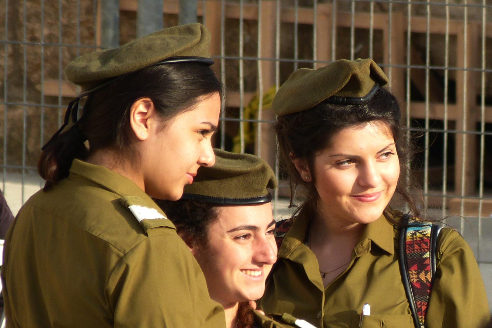 Gesichter Israels - Palästinas 01