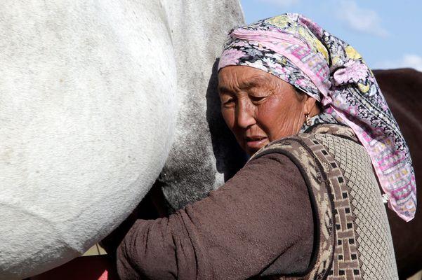 Gesichter Kyrgystans 01