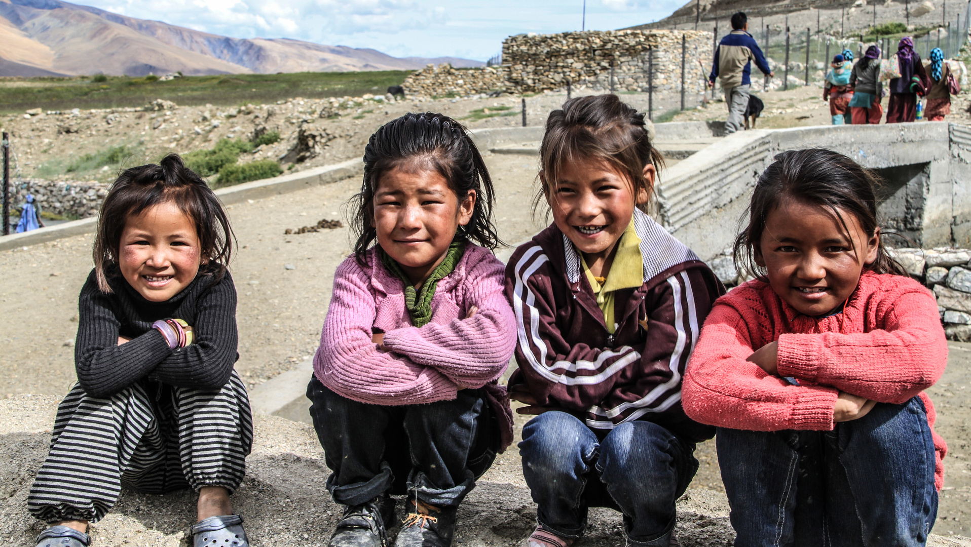 Gesichter Ladakhs (4)