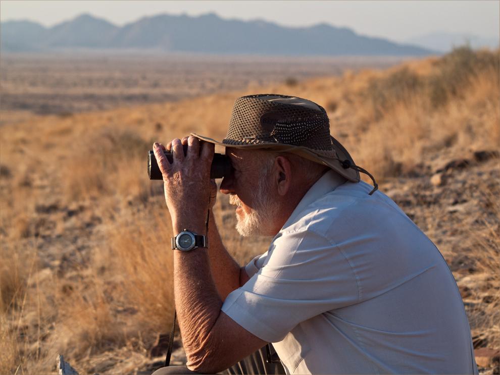 Gesichter Namibias: Willem