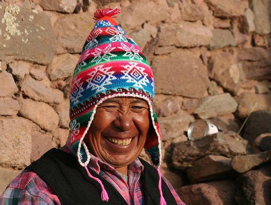 Gesichter Perus 1