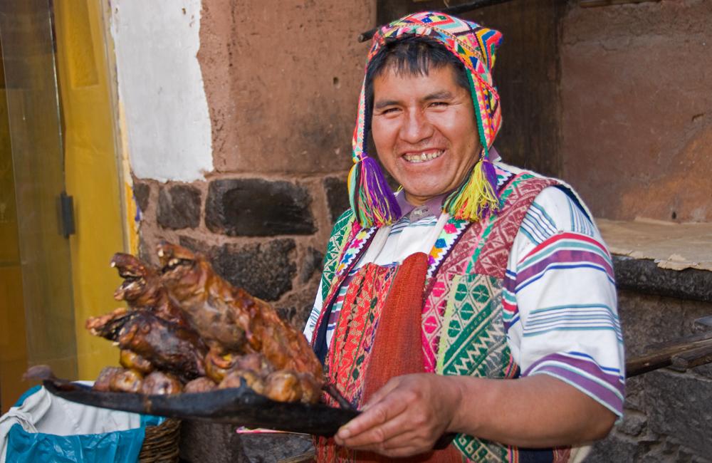 Gesichter Perus 26.1