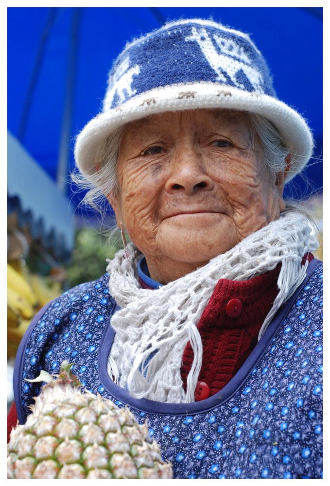 Gesichter Peru`s 8
