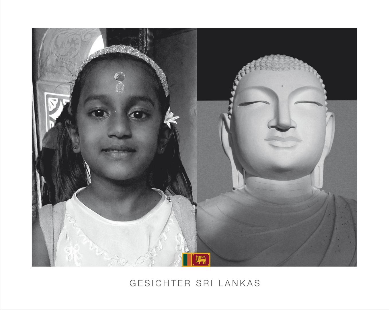 Gesichter Sri Lankas