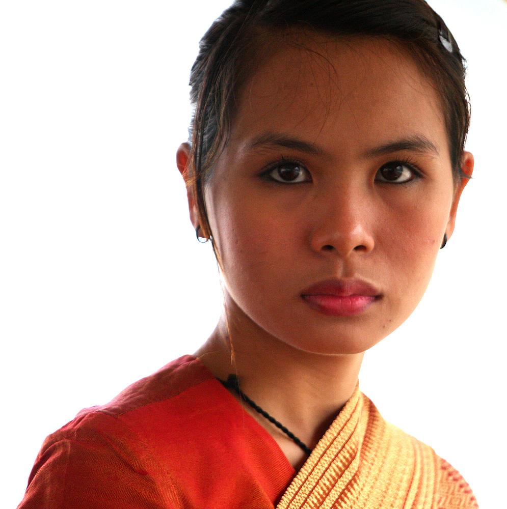 Gesichter Thailands 1