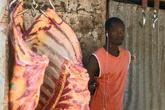 Gesichter von Senegal