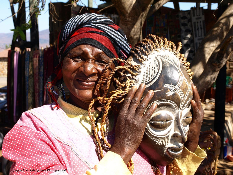 Gesichter von Südafrika