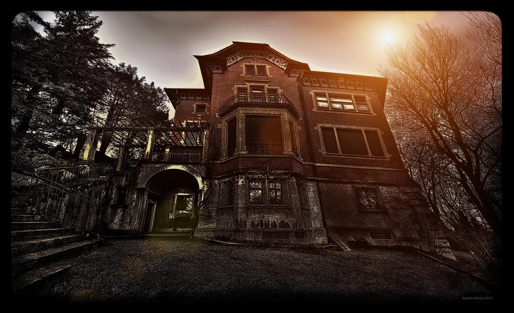 Gespensterhaus 2013 HDR