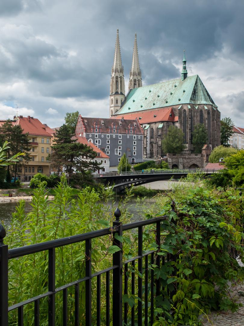 Gespensterstimmung in Görlitz