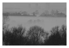gespentischer Nebel