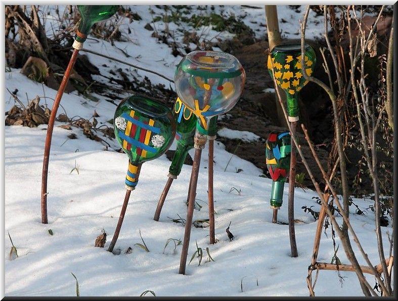 Gestalten im Schnee