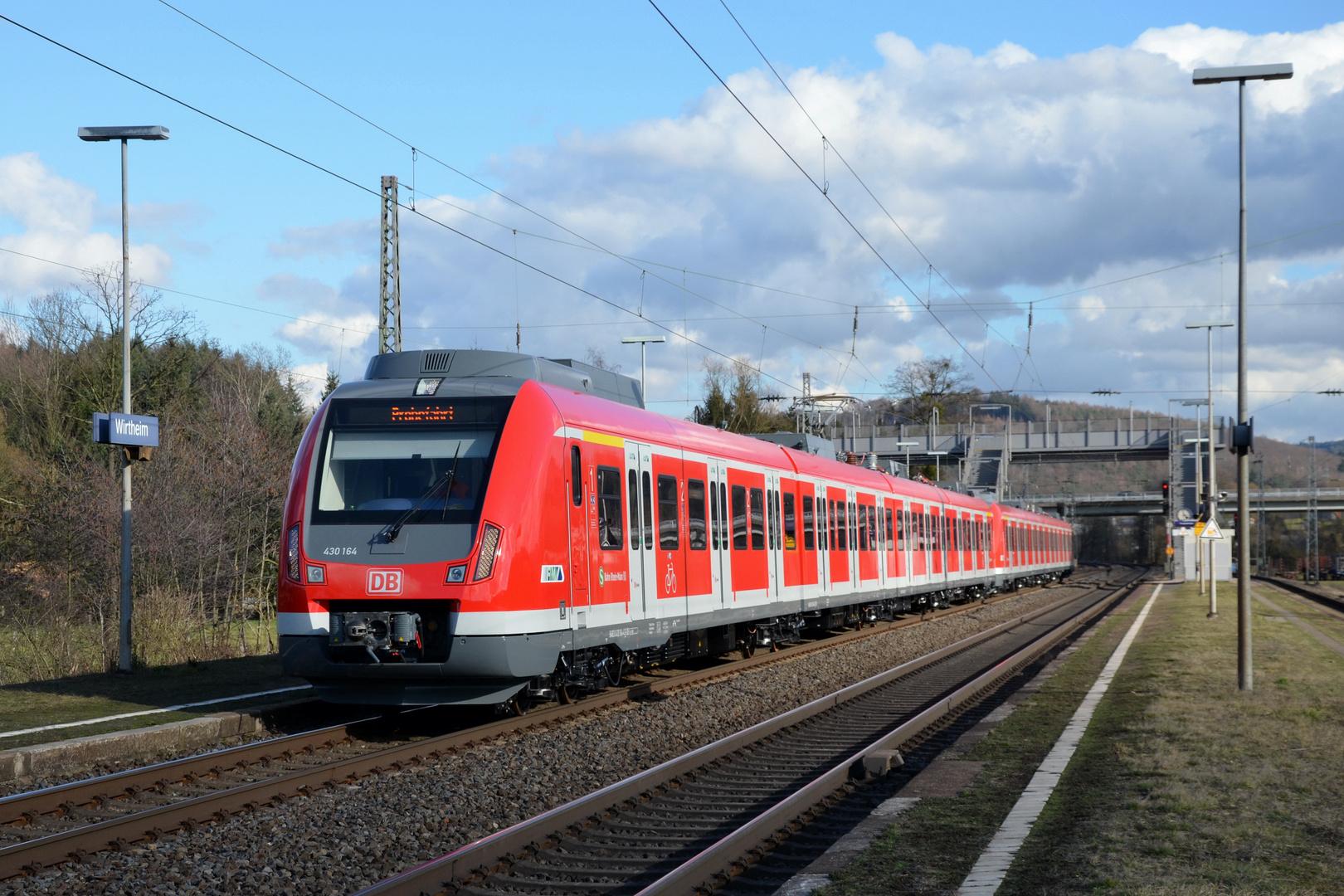 Gestatten: Wir sind die Neuen für die S-Bahn Rhein-Main