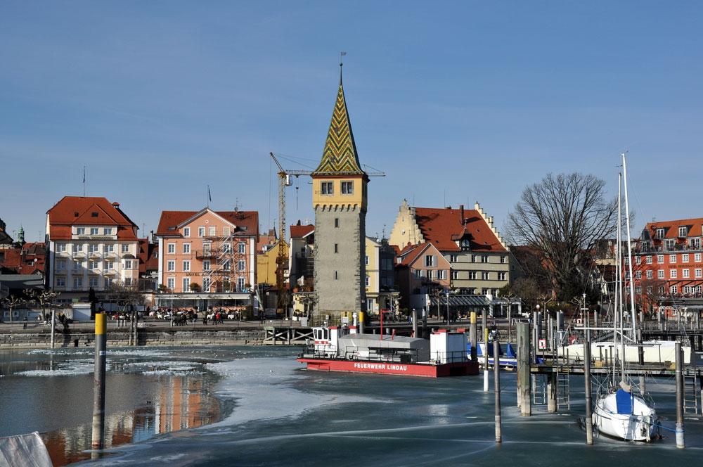 Gestern am Bodensee