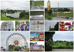 "Gestern im Olympiapark beim Sommerfest ""impark"""