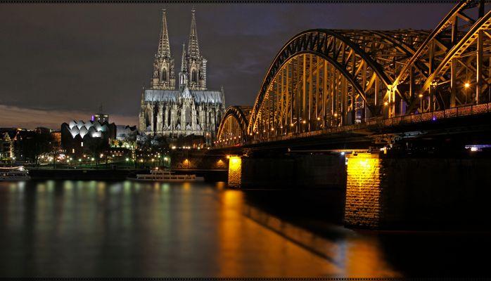Gestern mal in Köln