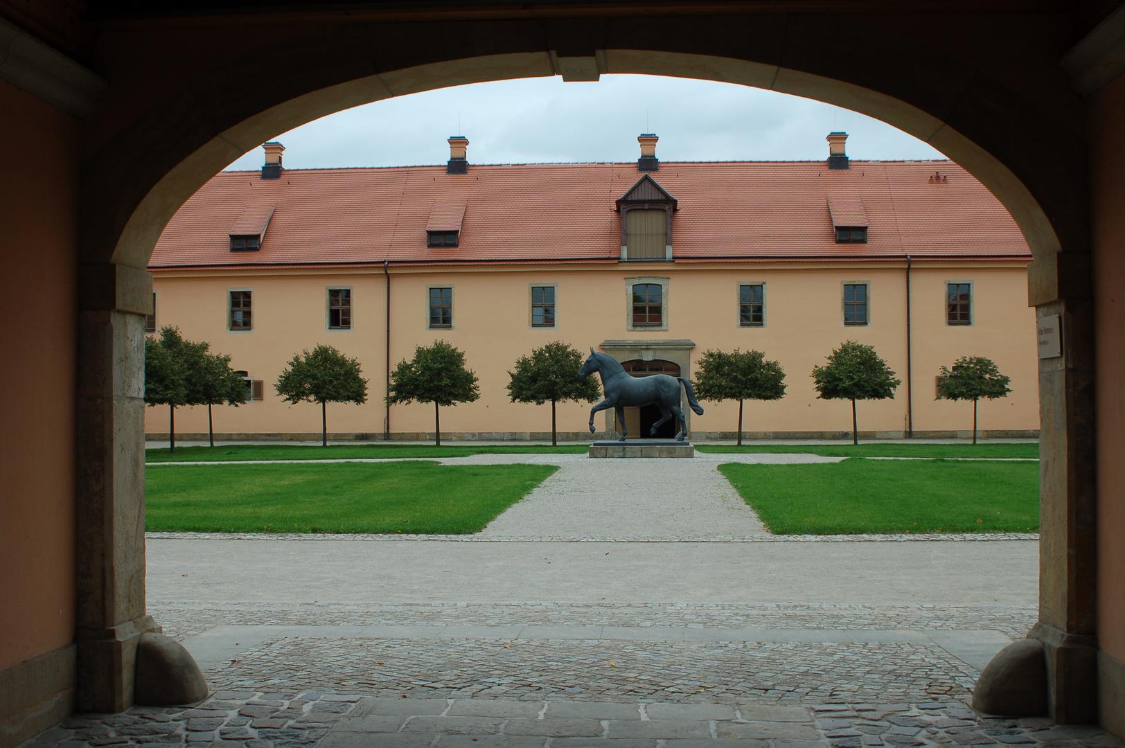 Gestüt Moritzburg
