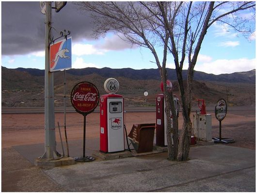 Get gas at 66