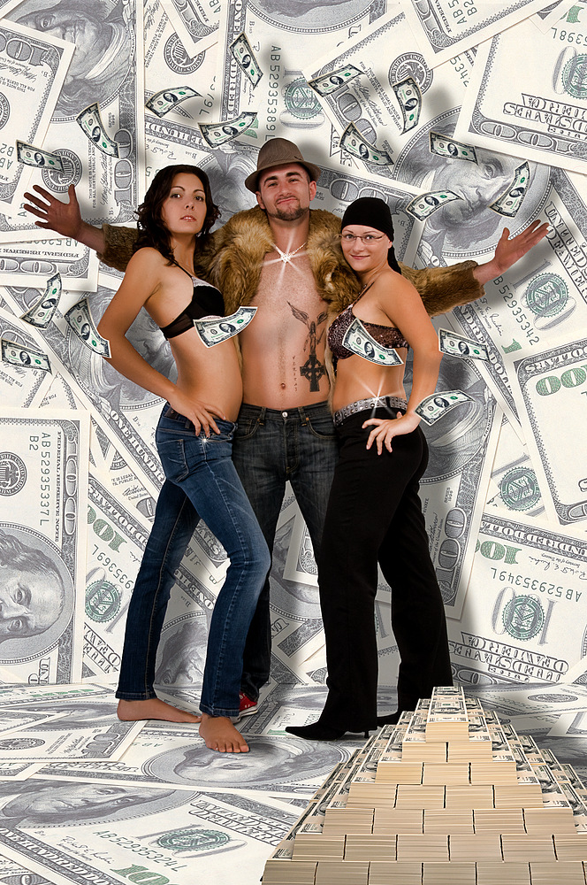 Get Rich or Die Trying :)