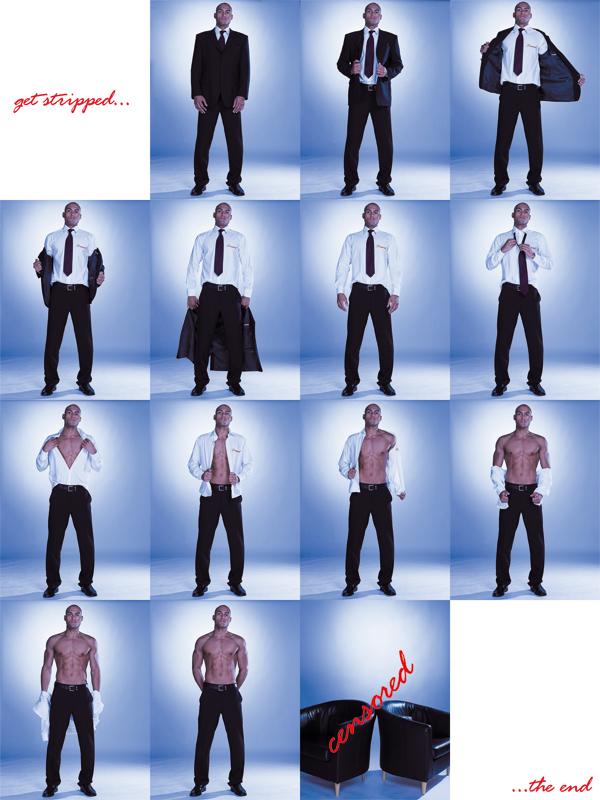 ...get stripped
