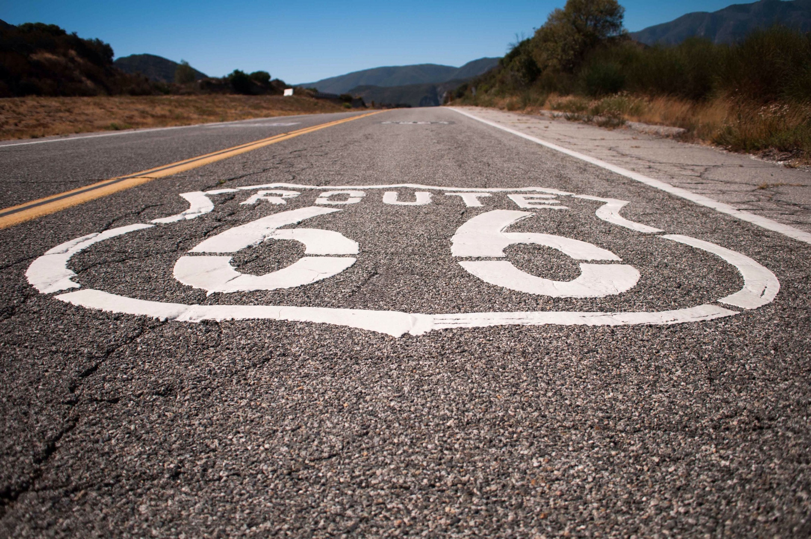 Get your kicks.... on Route 66