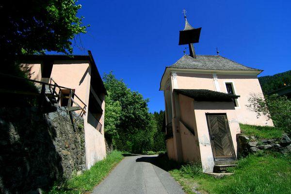 Geteilte Kirche in Gmünd