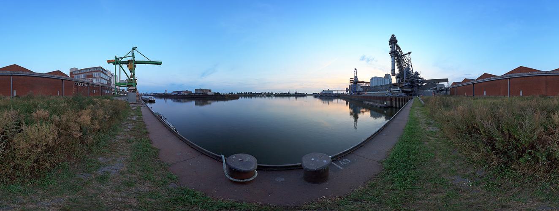 Getreidehafen