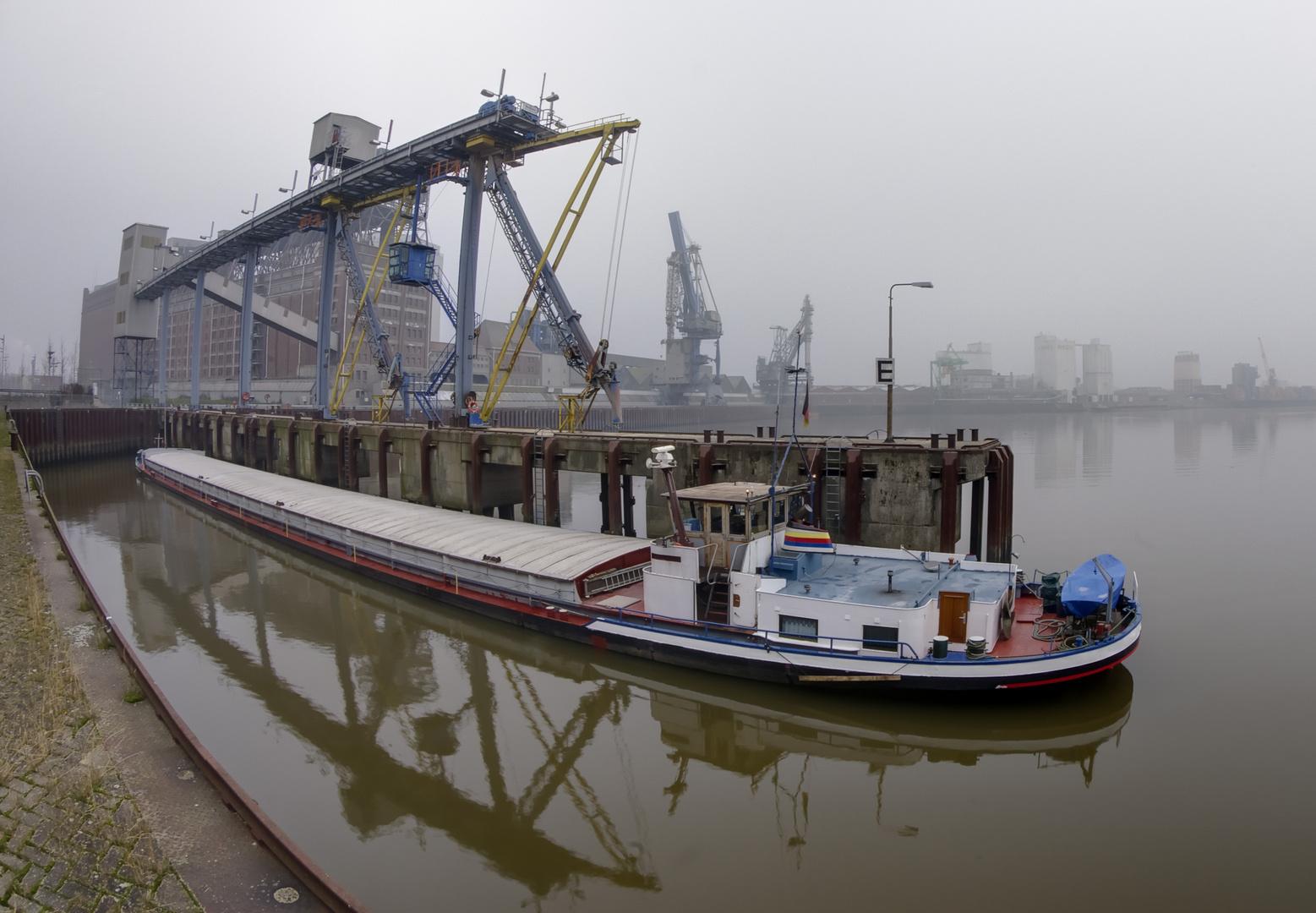 Getreidehafen Bremen