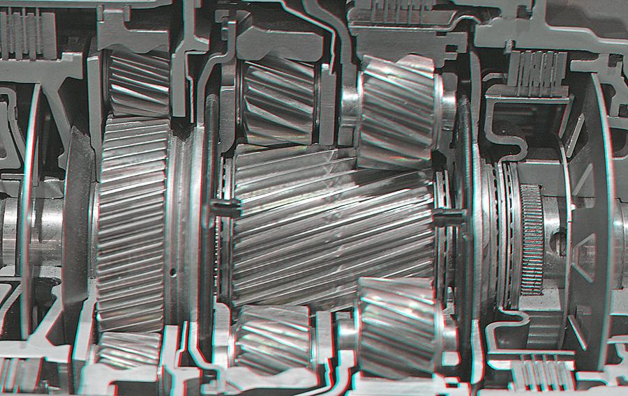 Getriebe (3d)