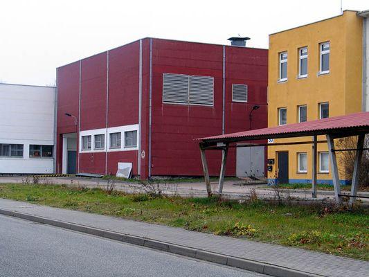 Gewerbegebiet Schwerin Lankow